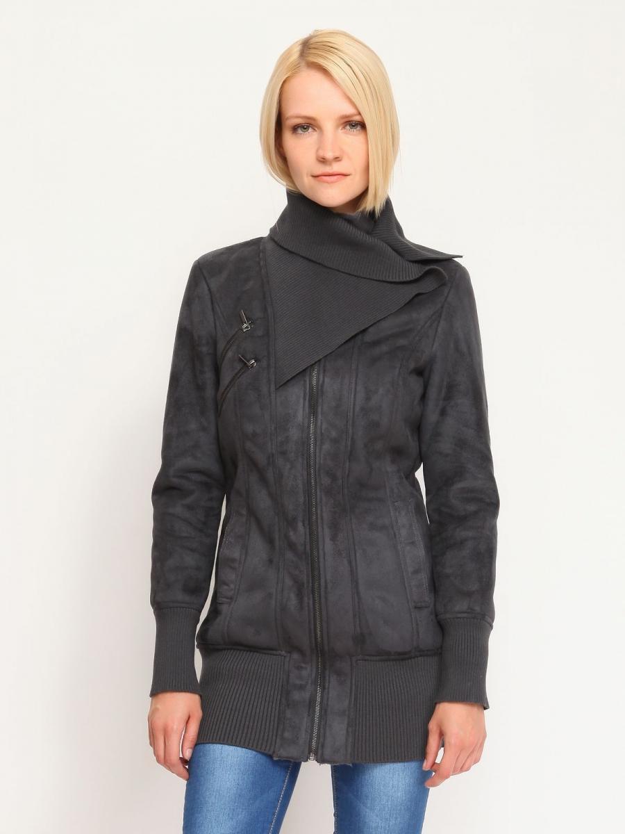 Top Secret Kabát dámský - šedá - velikost XL