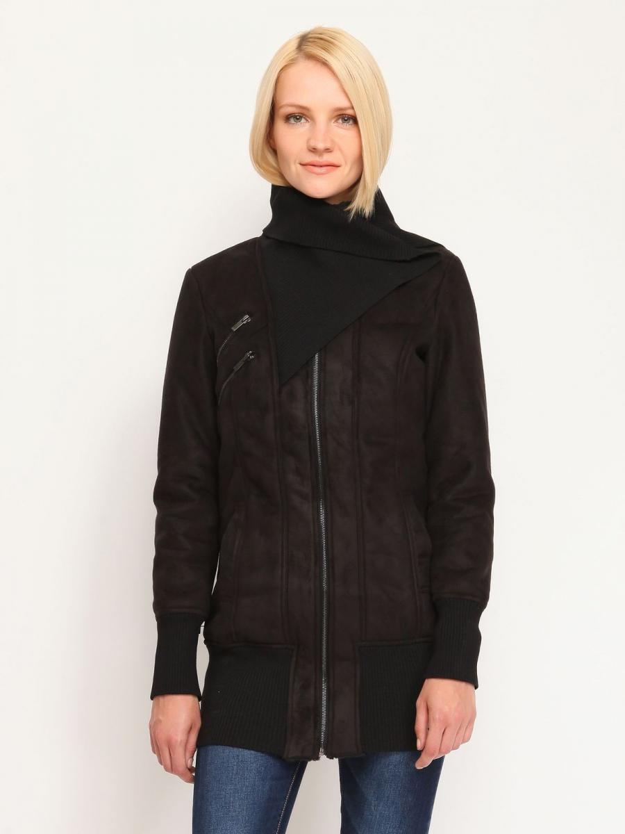 Top Secret Kabát dámský - černá - velikost XL