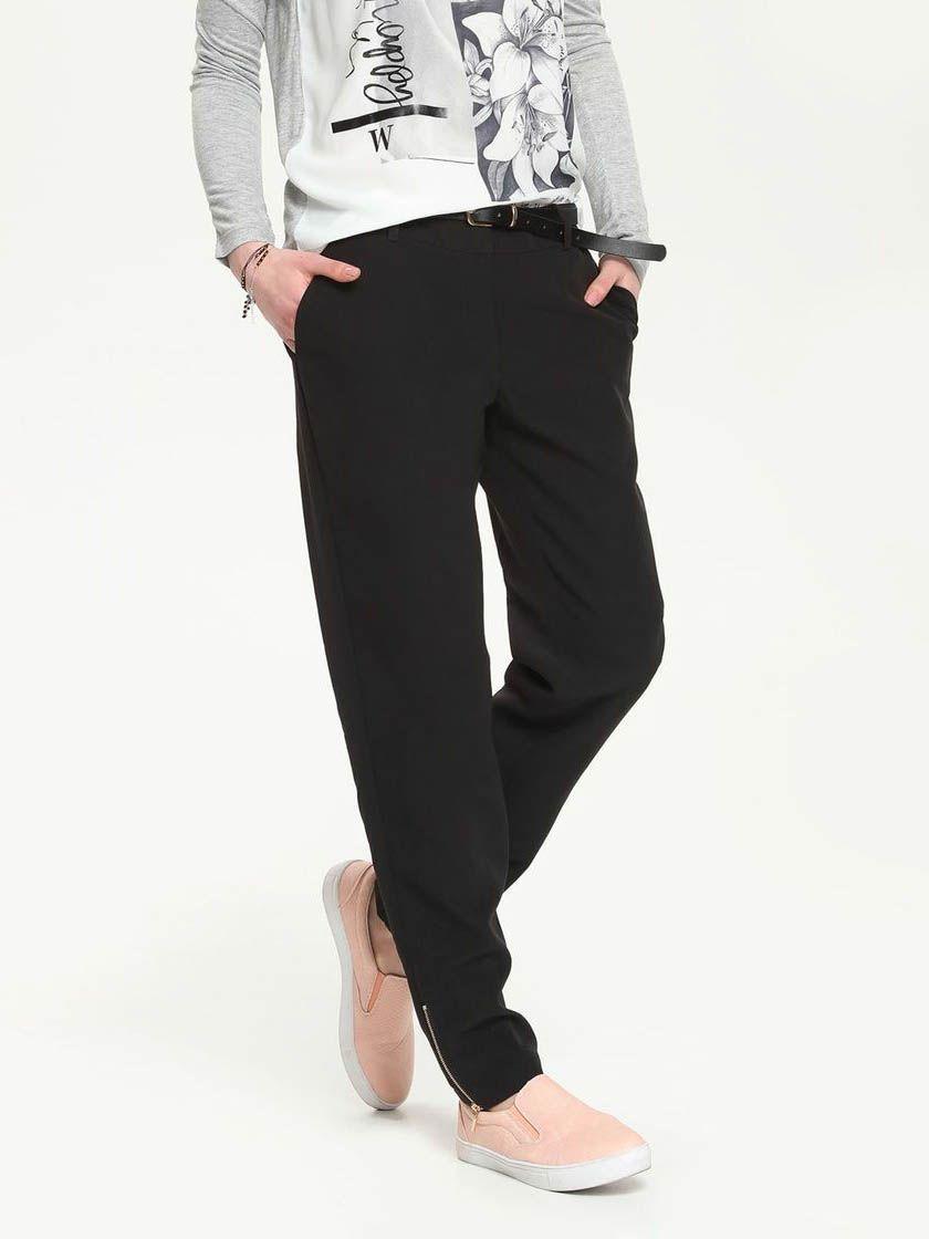 Top Secret Kalhoty dámské - černá - velikost M