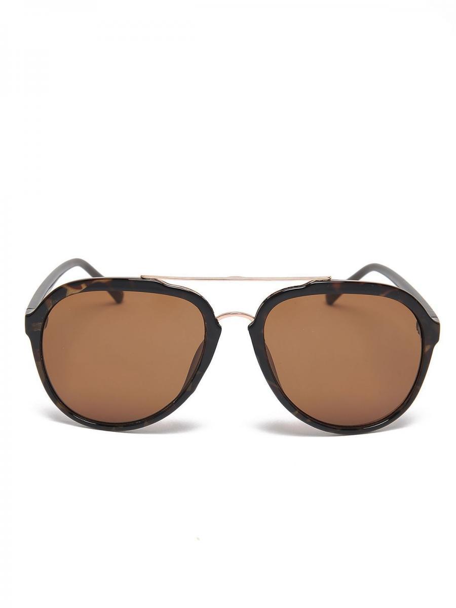 Top Secret Brýle dámské - Hnědá