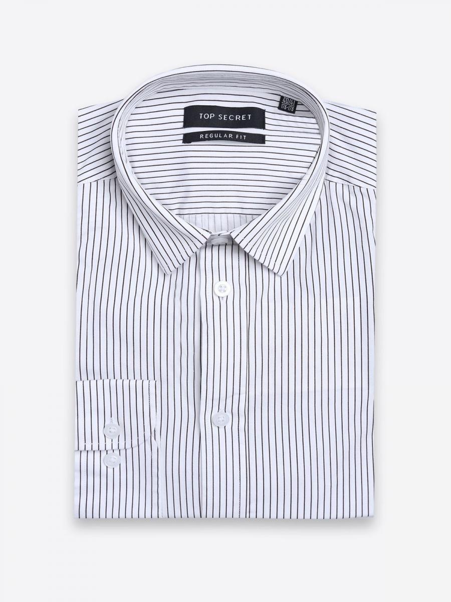 a3de290d28b Top Secret Košile pánská dlouhý rukáv
