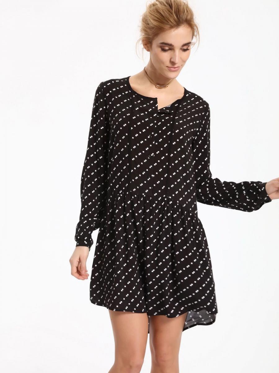 Top Secret šaty dámské s puntíky Top secret