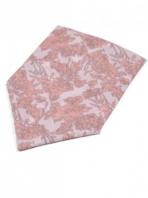 Šátek dámský růžový