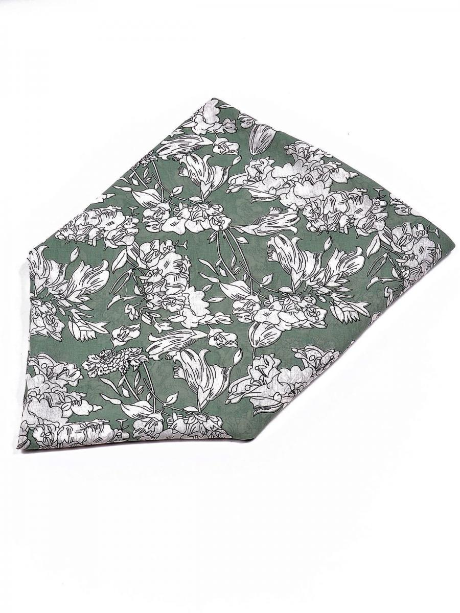 Top Secret šátek dámský zelený - Zelená