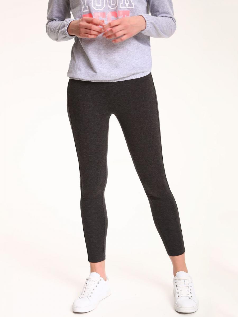 Top Secret Legíny dámské šedé - šedá - velikost L