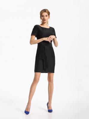 Šaty dámské krátký rukáv poslední kus