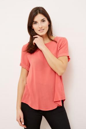 Košile dámská s krátkým rukávem