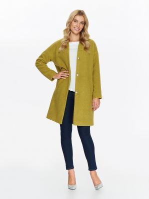Kabát dámský na patenty