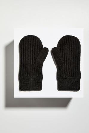 Rukavice dámské pletené
