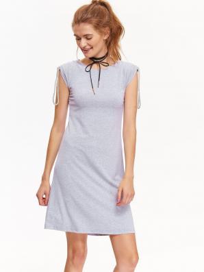 Šaty dámské bavlněné s krátkým rukávem poslední kus