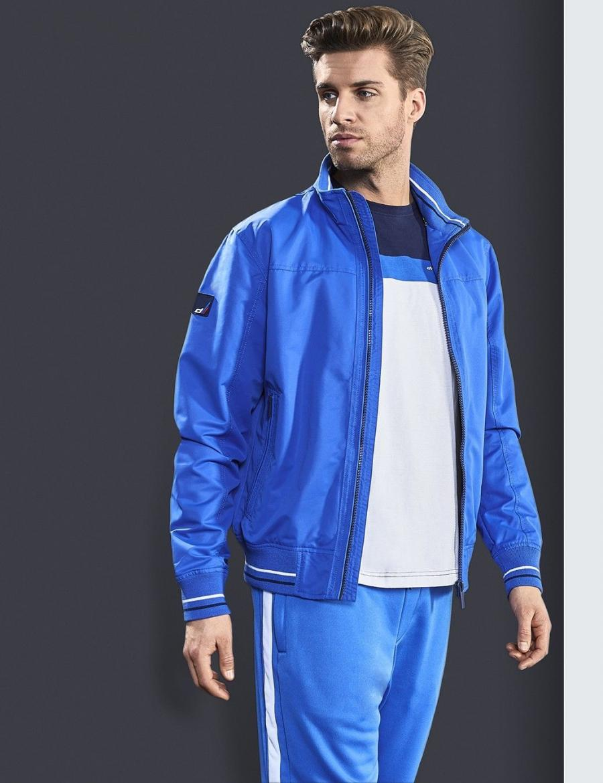 Diverse Bunda pánská TESON - Modrá - velikost XL