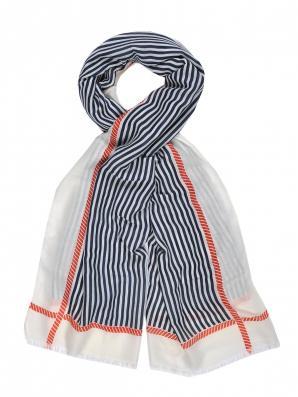 Šátek dámský modrý
