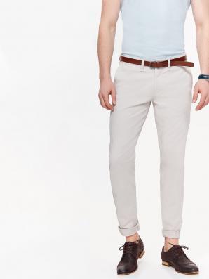 Kalhoty pánské béžové