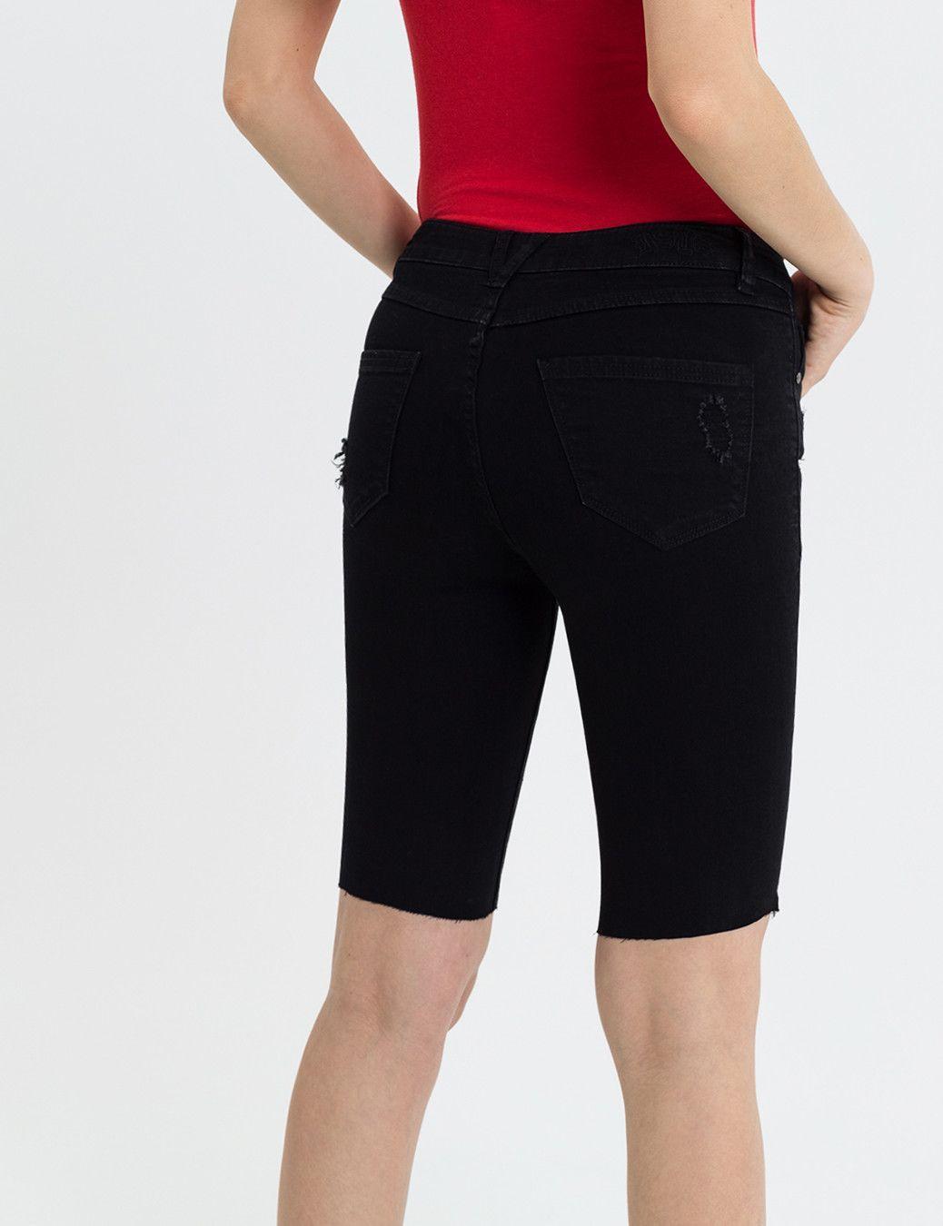 Kraťasy dámské SAMANA jeans - Sasoo.cz – nejpřívětivější eshop s  individuálním přístupem. 9d0e824462