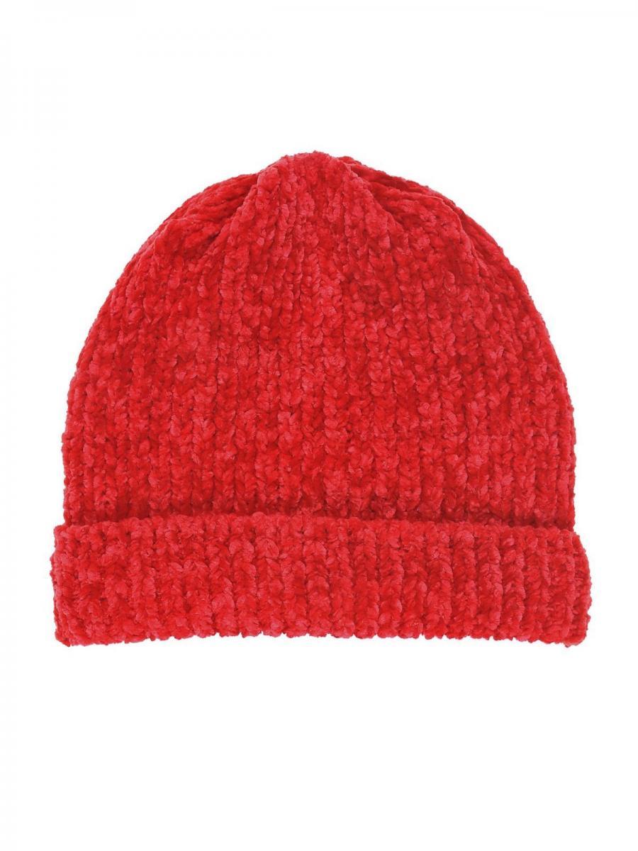 Top Secret čepice dámská červená - červená