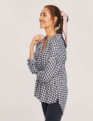 Košile dámská AGRADA kostkovaná