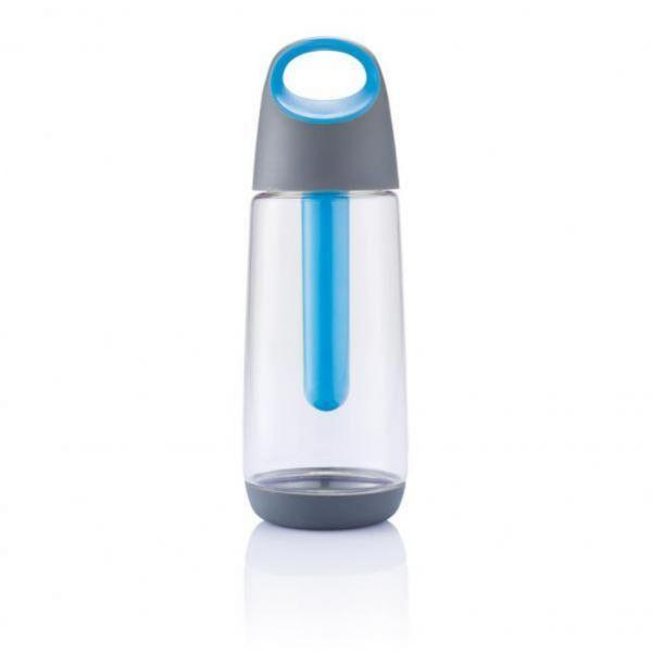 XD Design Chladící láhev Bopp Cool, 700 ml - Modrá