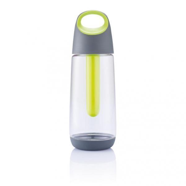 XD Design Chladící láhev Bopp Cool, 700 ml - žlutá
