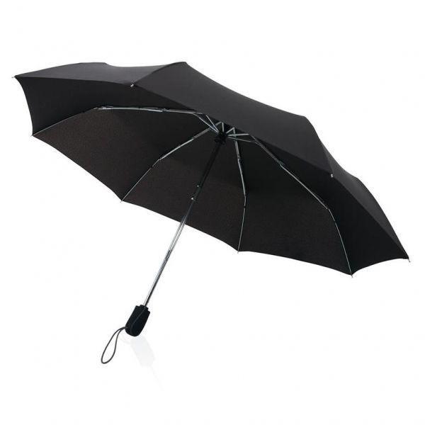 Swiss Peak Automatický skládací deštník Traveller