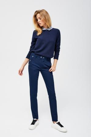 Kalhoty dámské úzké