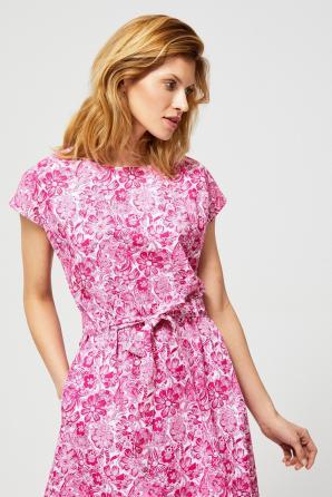 Šaty dámské ANI květované