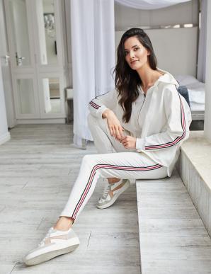 Kalhoty MISHA TAYLOR A dámské