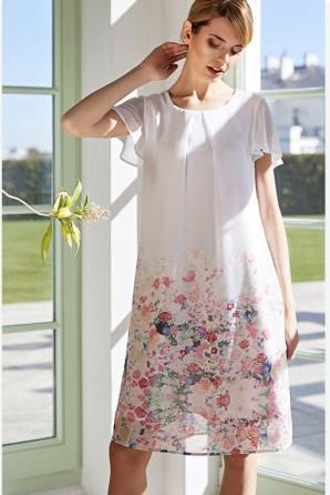 Šaty dámské BEAUTY květované