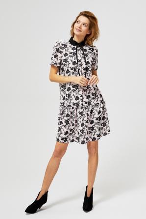 Šaty dámské HANNAH 1 s límečkem