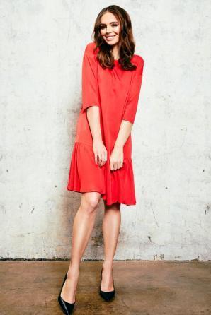Šaty dámské HANNAH z příjemného materiálu