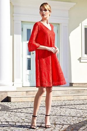Šaty dámské ARAT krajkované