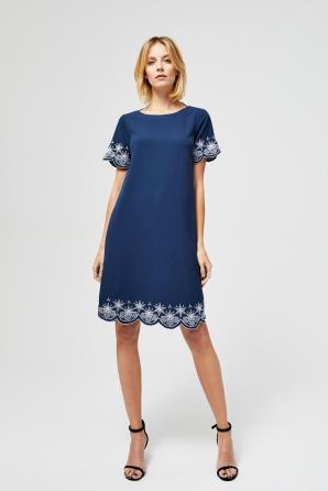Šaty dámské LUME s krátkým rukávem