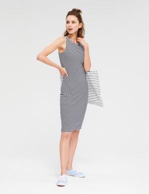 Šaty dámské LEMNI bez rukávu