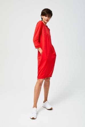 Šaty dámské se zdobením