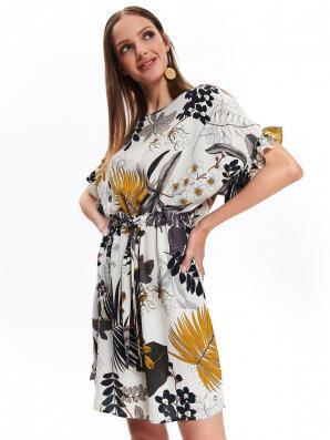 Šaty dámské LAILAS s krátkým rukávem