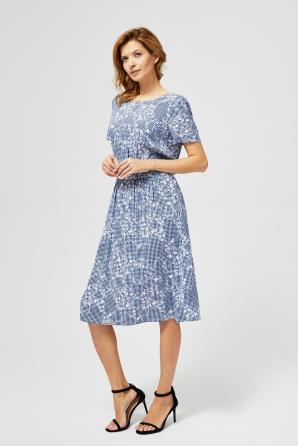 Šaty dámské TINA květované