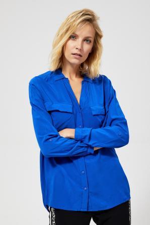 Košile dámská GLIST s dlouhým rukávem