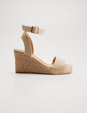 Sandály SANDAS dámské s klínkem
