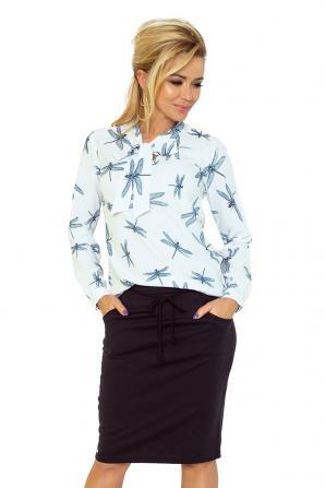 Košile dámská BIZNIS III s dlouhým rukávem