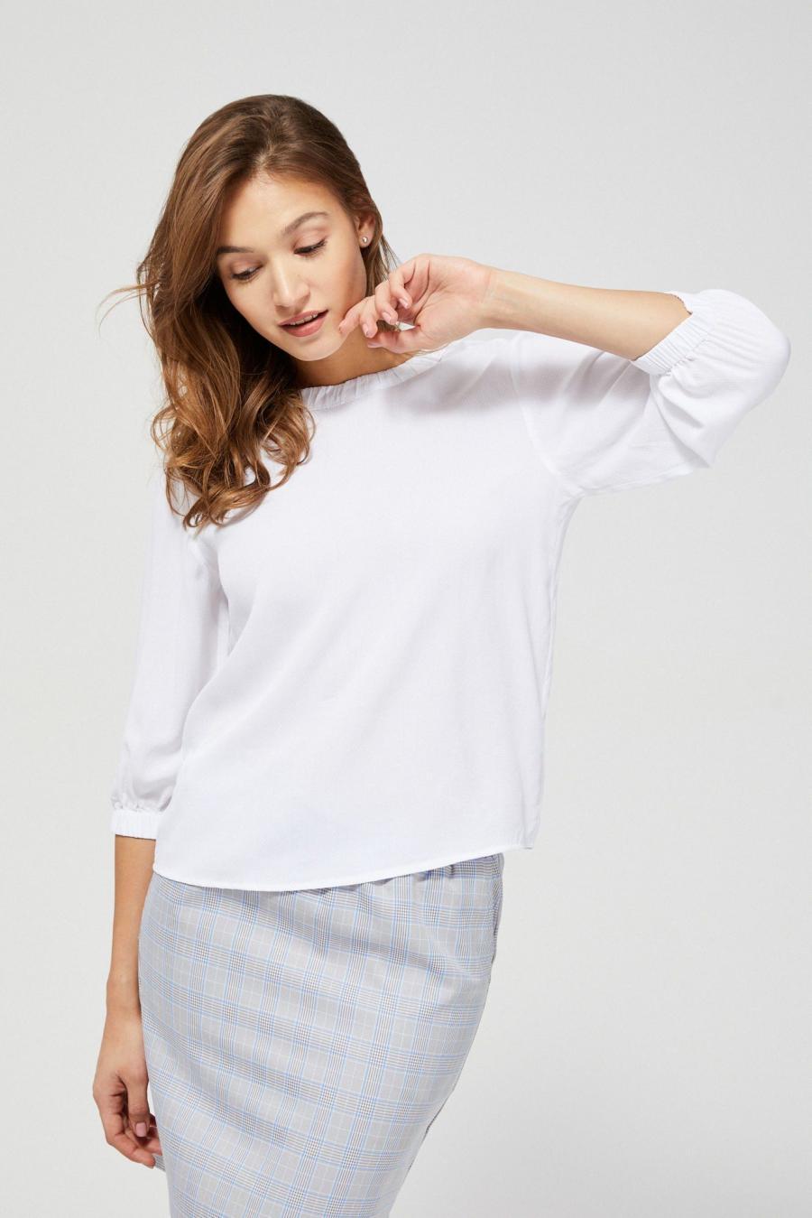 Moodo Košile WIXYX dámská - Bílá - velikost S