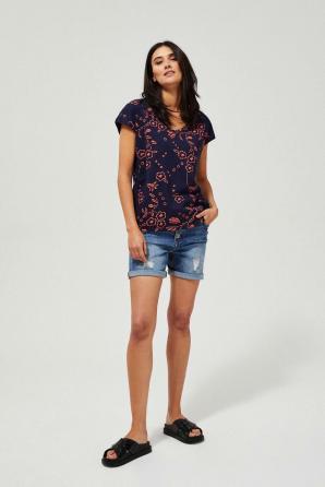Kraťasy dámské MASD jeans
