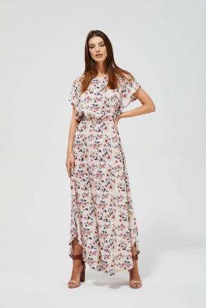 Šaty dámské MIER maxi