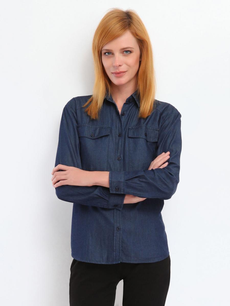 Top Secret Košile dámská jeans poslední kus