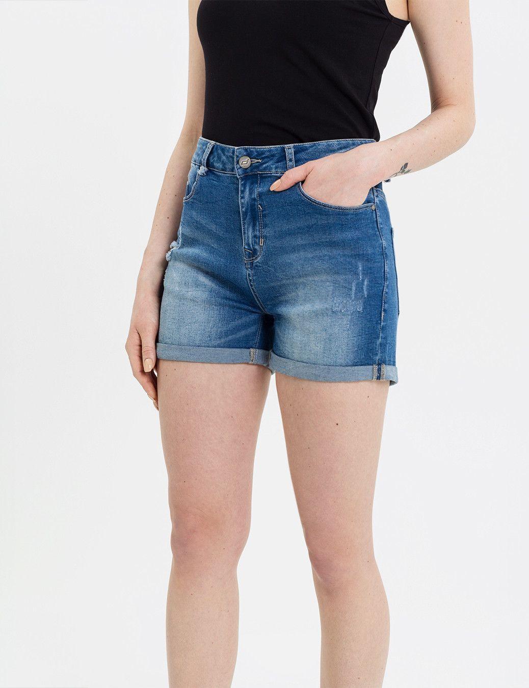 Šortky dámské BUNTA jeans - Sasoo.cz – nejpřívětivější eshop s  individuálním přístupem. 7837ab2cf6
