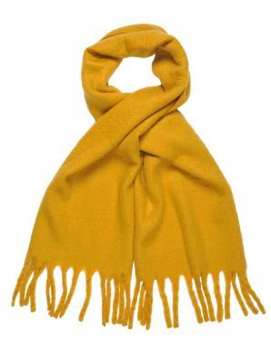 Šála dámská žlutá