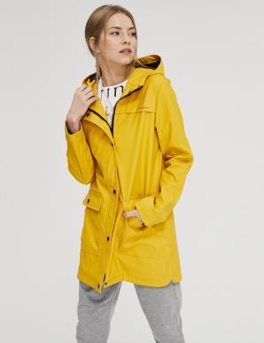 Bunda dámská LAVATERA s kapucí
