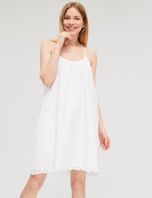 Šaty HINI dámské bílé
