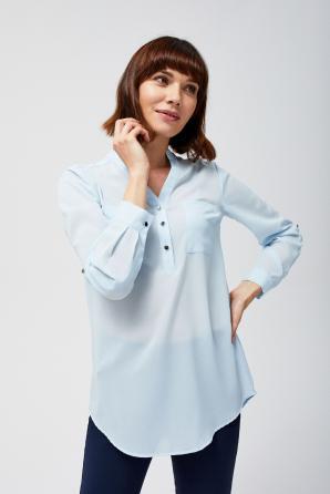 Košile dámská jednobarevná