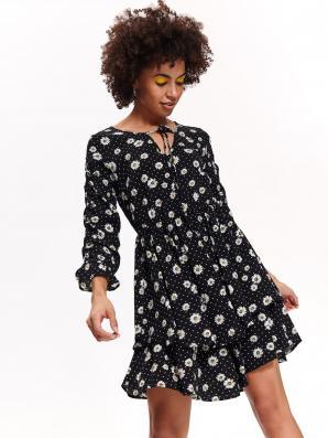 Šaty dámské květované