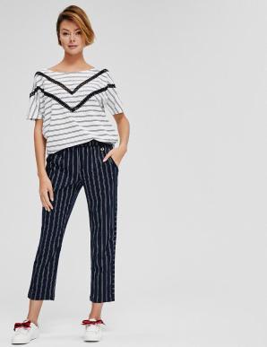 Kalhoty AGITO dámské