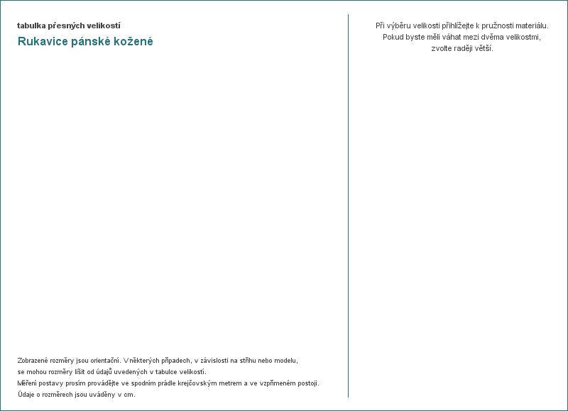 3f305365376 Rukavice pánské kožené - Sasoo.cz – nejpřívětivější eshop s individuálním  přístupem.